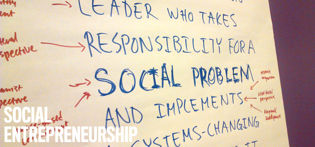 Social Entrepreneurship: Why It's So Important Now